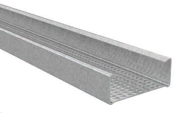 Intex Mega Batten Ceiling/Wall Section Steel 0.45mm BMT 18mm Box of 12