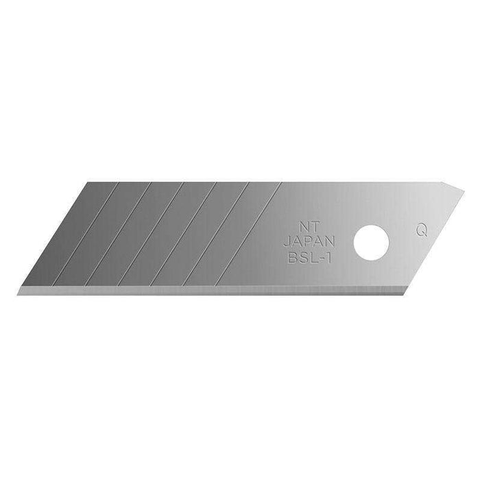 Sheffield NT 18mm Snap Blades for SL-1P (x10) Safety Knives Sheffield (1565669064776)
