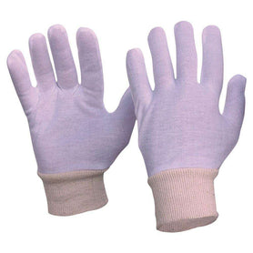 ProChoice Interlock Poly/Cotton Liner Knit Wrist Gloves Pack of 12 (1605836472392)