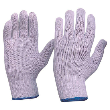 ProChoice Knitted Poly/Cotton Gloves Pack of 12 (1605832933448)