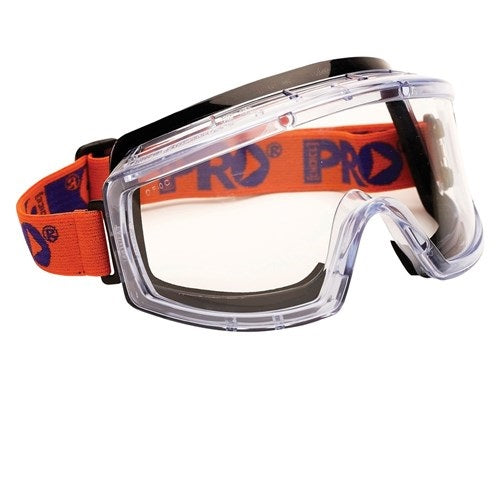 ProChoice Anti-fog 3700 Series Goggles Clear Lens Pack of 12 (1443877912648)