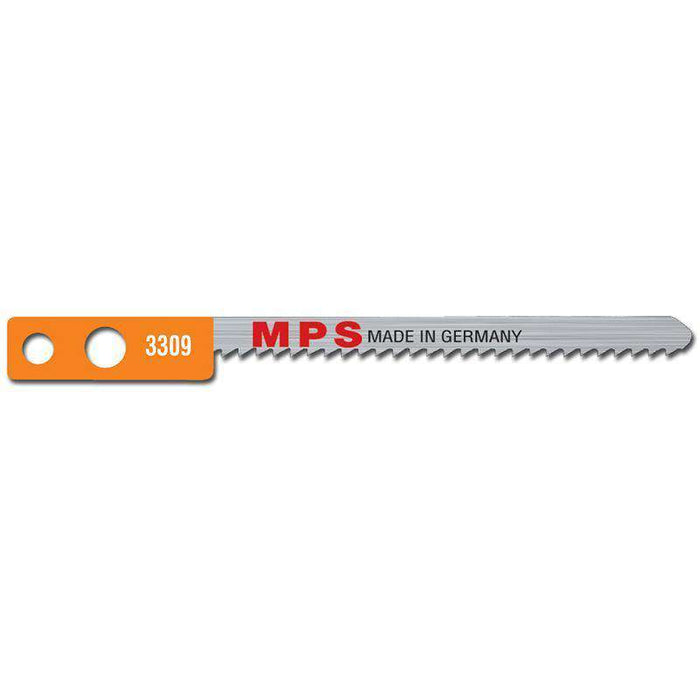 Sheffield MPS Jig Saw Blade CV, Wavy, Makita Shank, Wood, Plastic (x5)