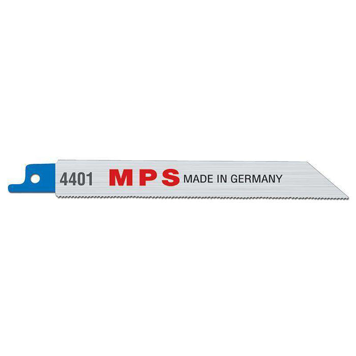 Sheffield MPS Sabre Saw Blade Bi-M, 150mm, 18tpi, Wavy Set (x5)