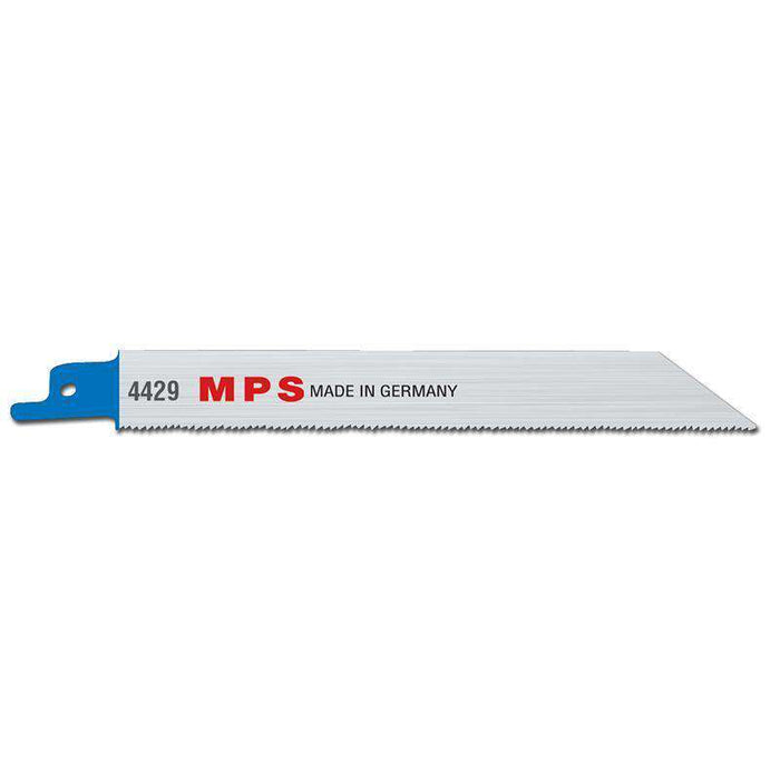 Sheffield MPS Sabre Saw Blade Bi-Metal, 230mm, 18 tpi (x5)
