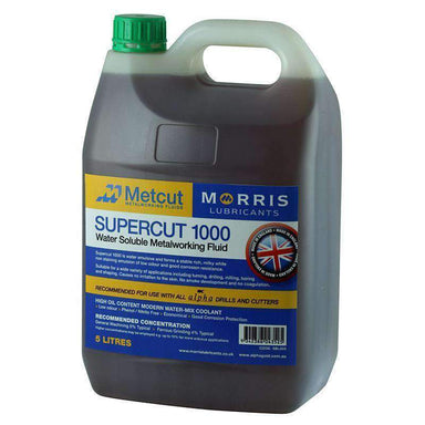 Sheffield Maxbor Supercut 1000 Water Soluble Metalworking Fluid (3593078833224)