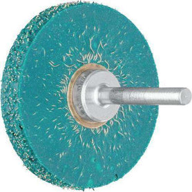 Pferd Mount Wheel Brush Encapsulated Steel Wire 6Mm RBV (1439883100232)