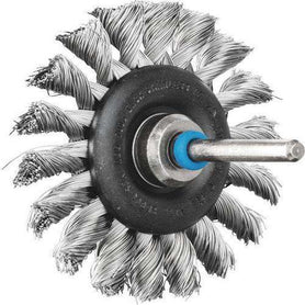 Pferd Twist Wire Wheel Brush RBG 7006/6 Inox 0.35 Pack of 10 (1439890440264)