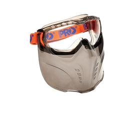 ProChoice Wide Peripheral Vision and Vadar Goggle Shield Clear Lens