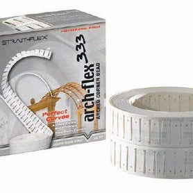Intex Metal and PVC Profiles Strait Flex Arch Corner Tape 15m (3856379117640)