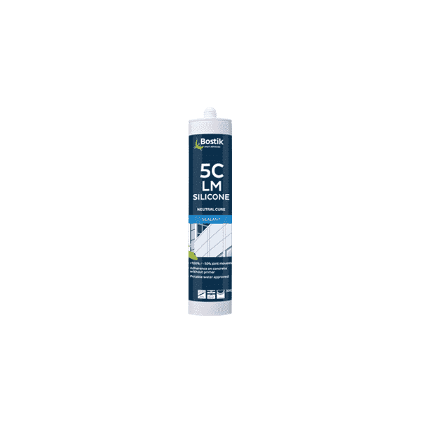 Bostik VEC 5CLM 300ml Ctg Pack of 15 - SPF Construction Products