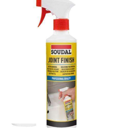 Soudal Finishing Solution Joint Finish 1L Box of 6 Accessories Soudal (1608309014600)