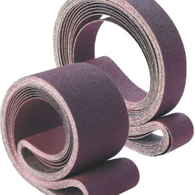 Pferd Linishing Belts Aluminium Oxide GP 150 x 1520mm 80 Grit Pack of 6 Abrasive Belts PFERD