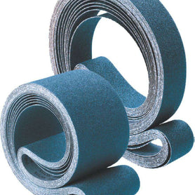 Pferd Linishing Belts Zirconia General Purpose 150 x 2000mm 80 Grit Pack of 6 Abrasive Belts PFERD