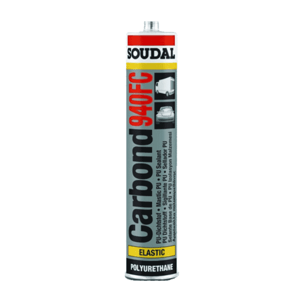 Soudal Carbond 940FC 310ml Box of 12 White - SPF Construction Products
