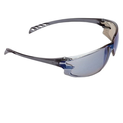 ProChoice 9903 Safety Glasses Blue Mirror Lens Lightweight Pack of 12 (1443846815816)