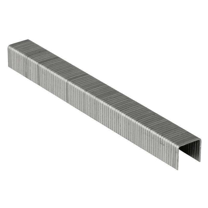 Sheffield Sterling 12mm A11 Style Stainless Steel Staples Plastic Box 5,000