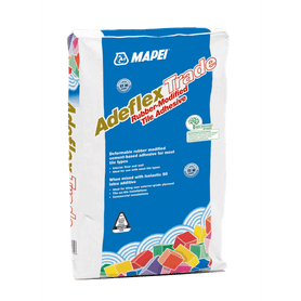 Mapei 20kg Grey Cement based Adhesive Adeflex Trade