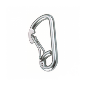 Inox World Asymetric Snap Hook A4 (316) Pack of 5 (4012859818056)