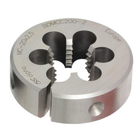 Sheffield Alpha High Carbon Steel Button Dies UNF 1.5OD Bulk (4349121658952)