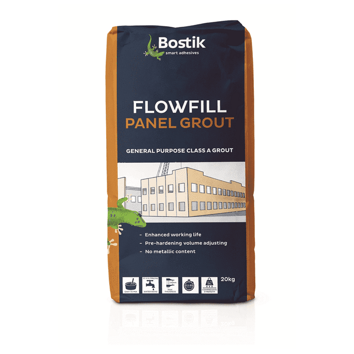 Bostik Flowfill Panel Grout 20kg - SPF Construction Products