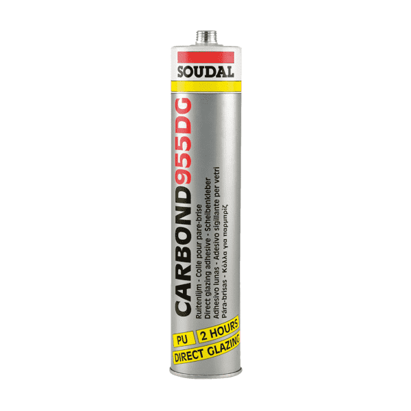 Soudal Carbond 955DG Windscreen Adhesive 310ml Box of 6 Automotive Soudal