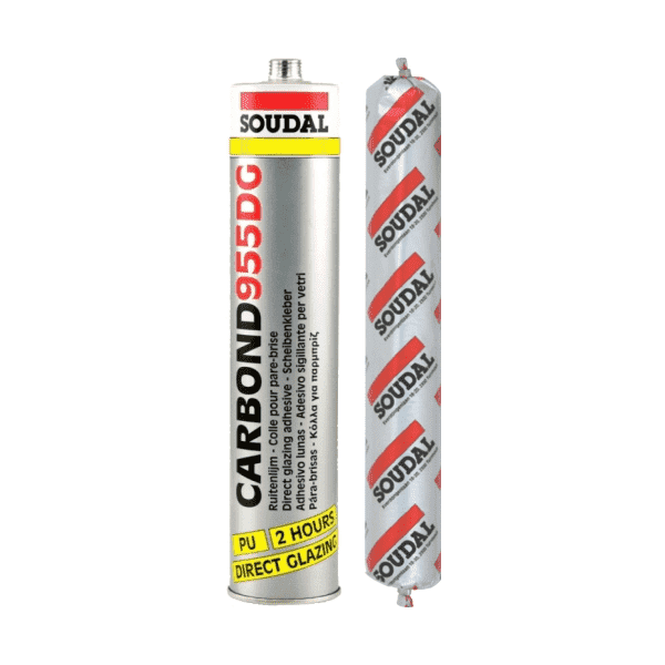 Soudal Carbond 955DG Windscreen Adhesive 310ml Box of 6 - SPF Construction Products