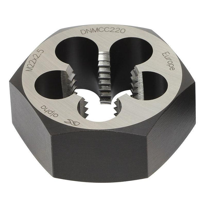 Sheffield Alpha MF10 x 1.25mm Carbon Steel Dies Metric Fine Bulk 1Pce (3987066159176)