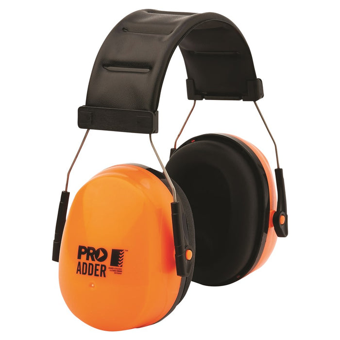 ProChoice Adder Earmuff & Brow Guard High performance Class 5 -32db (1443737567304)