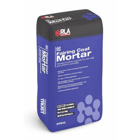 RLA Polymers Cementitious Fast Setting Fairing Coat Mortar