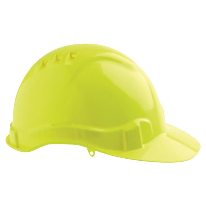 ProChoice V6 Hard Hat Vented Pushlock Harness with Comfortable fit (1443285270600)