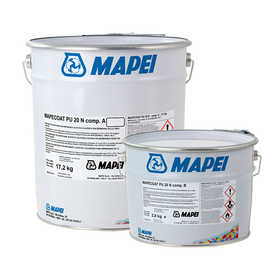 Mapei Mapeoat PU 20 N Two-component Waterproofing