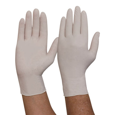 ProChoice Disposable Latex Powdered Gloves Pack of 10