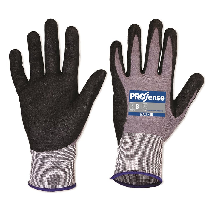 ProChoice Prosense Maxi-pro Water Based Coating Gloves Pack of 12 (1445120737352)