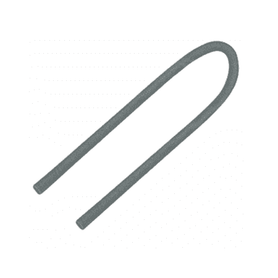 Soudal Open Cell Backing Rod Grey 15mm Box of 1 Backing Rod Soudal (1608294760520)
