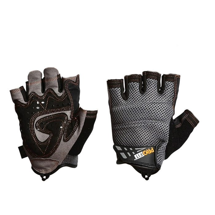 ProChoice Profit Fingerless Polyester/Synthetic Leather Glove (1445159403592)
