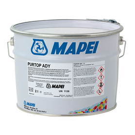 Mapei 1.2L Purtop ADY admixture waterproofing Box of 6