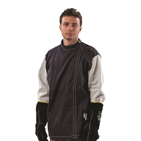 ProChoice Pyrovatex Treated 100% Cotton Pyromate Welding Jacket (1445210357832)