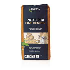 Bostik Patchfix Fine Render 20kg - SPF Construction Products