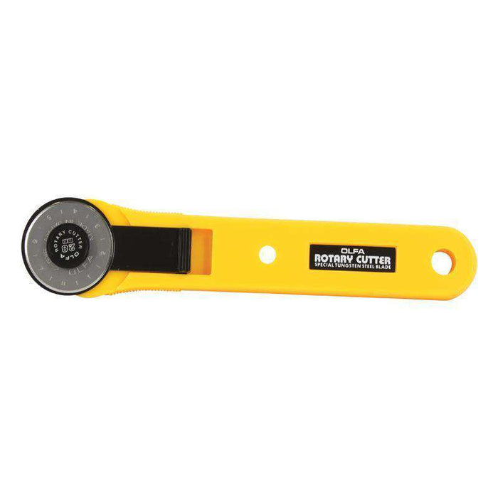 Sheffield OLFA 28mm Straight Handle Rotary Cutter