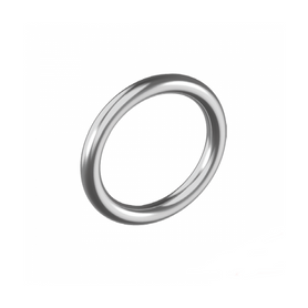 Inox World Stainless Steel Round Ring Welded A4 (316) Pack of 10 (4017908613192)