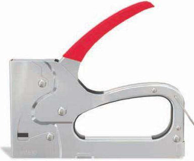 Intex Duty Rapid Staple Gun Steel Construction with Chrome Finish