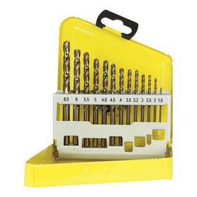 Sheffield Alpha 13 Pieces Metric Alpha Cobalt Series Drill Set (3962523451464)
