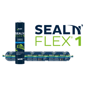Bostik Seal N Flex 1 600ml ssg Box of 20 Sealants Bostik