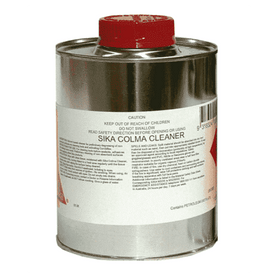 Sika Colma Cleaner Transparent 1L Can Box of 1 Cleaners & Solvents SIKA
