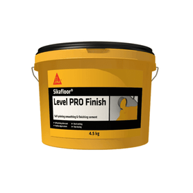 Sikafloor Level Pro Finish 4.5kg Box of 1 Floor Levelling SIKA