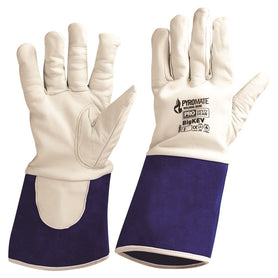 ProChoice Big Kev Welding Goat Skin Leather Glove Pack of 12