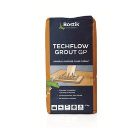 Bostik Techflow Grout GP 20kg - SPF Construction Products