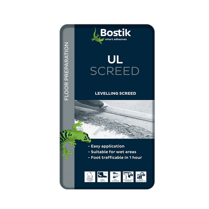 Bostik UL Levelling Screed 20kg - SPF Construction Products
