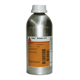 Sika Primer-3N Surface Primer Adhesion Promoter  250ml Can