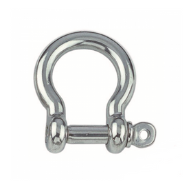 Inox World Bow Shackle A4 (316) Pack of 1